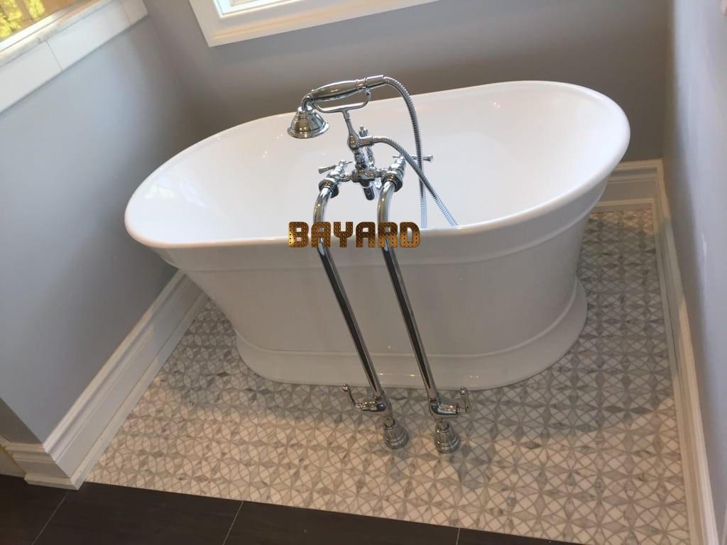 house shower room floor
