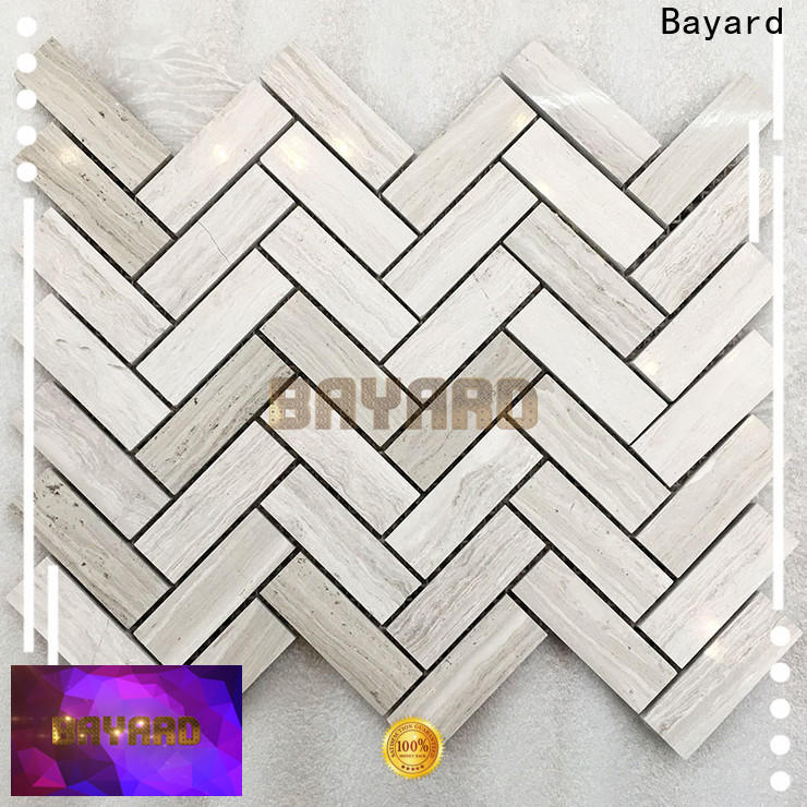 Bayard tiles marble mosaic tile order now for hotel
