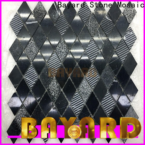 Bayard high-end mosaic backsplash in china for TV wall
