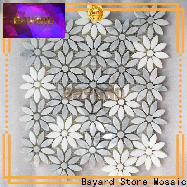 Bayard high-end mosaic tiles craft factory for bathroom