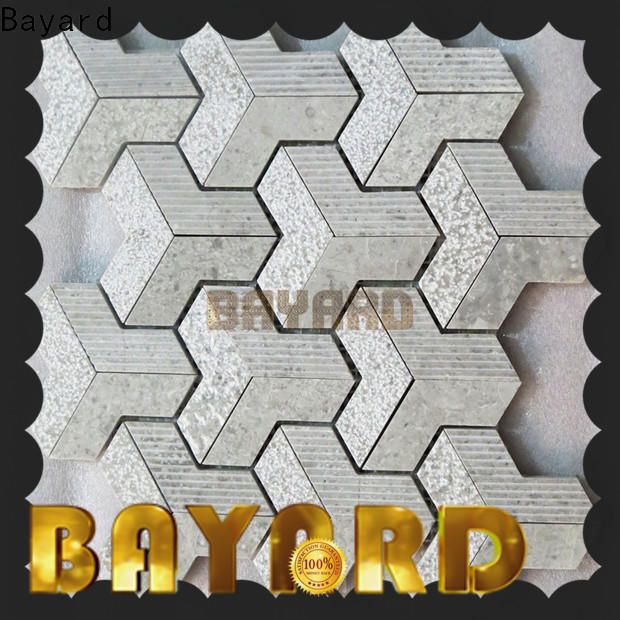 Bayard upscale mosaic border tiles newly for bathroom