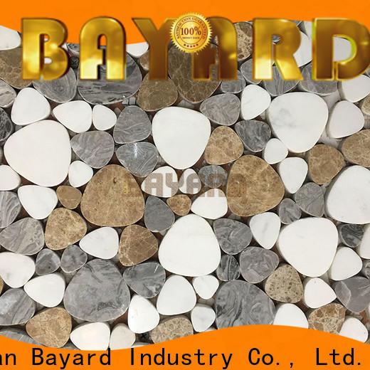 Bayard tile 2x2 mosaic tile supplier for foundation