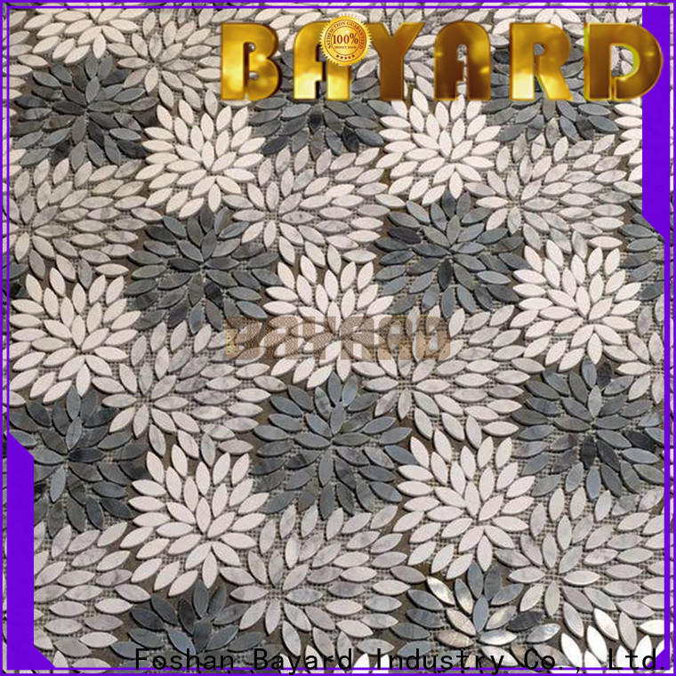 Bayard mysterious mosaic stones for foundation