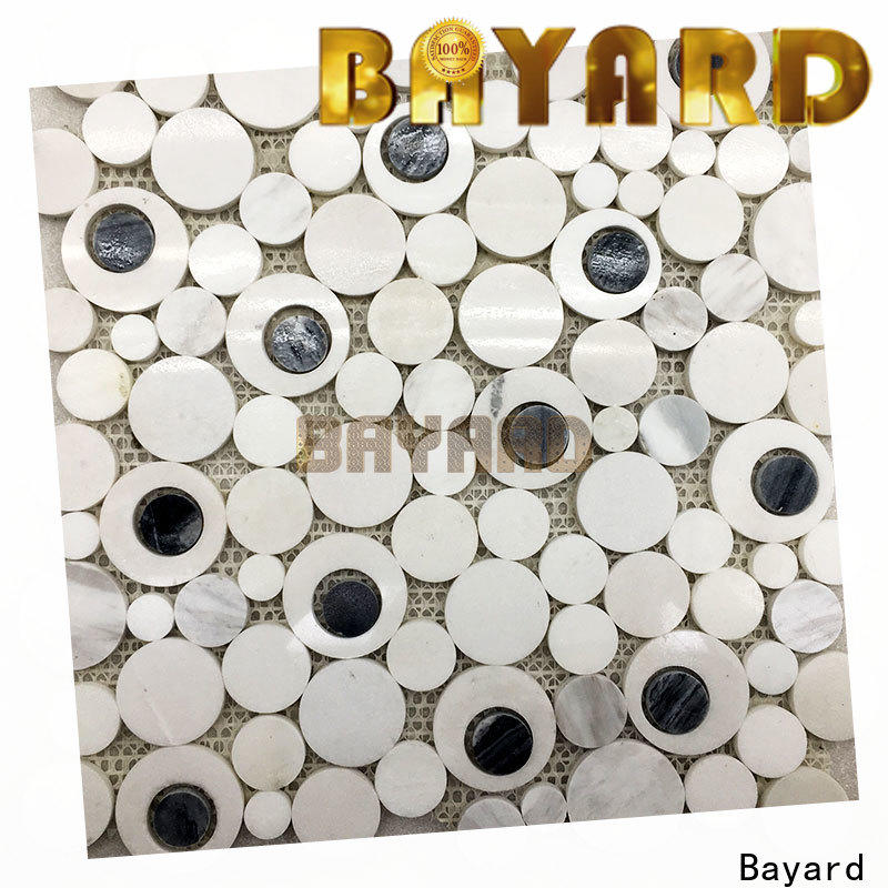 fashion design glass and stone mosaic tile gray grab now for bathroom