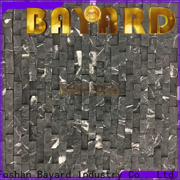 Bayard wall grey mosaic tiles bathroom for foundation