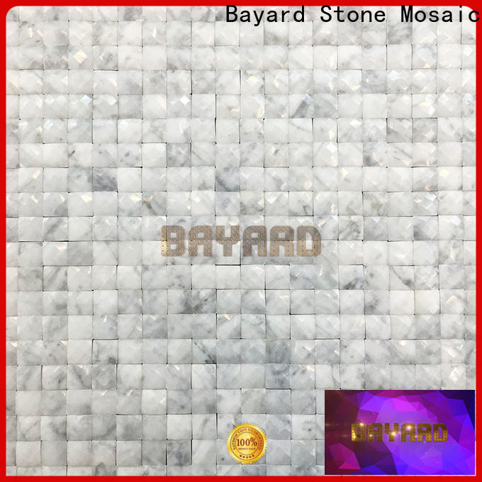 Bayard fantastic pebble mosaic tile overseas market for bathroom