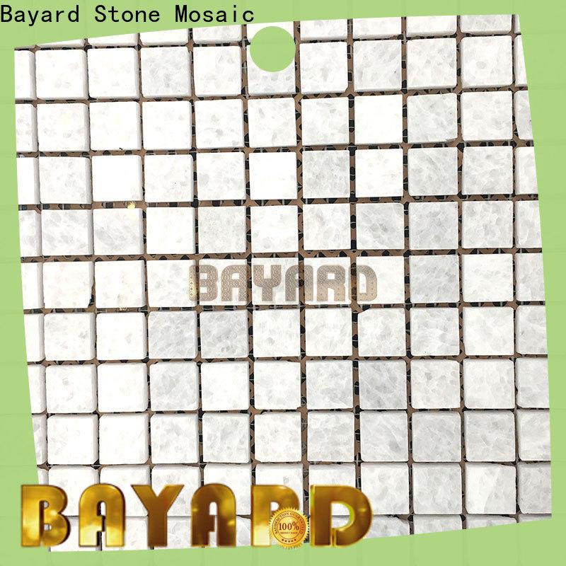 Bayard fantastic decorative mosaic tiles marketing for bathroom