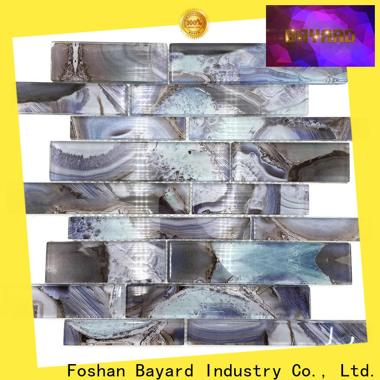 Bayard volakas stained glass mosaic tiles for wholesale for foundation
