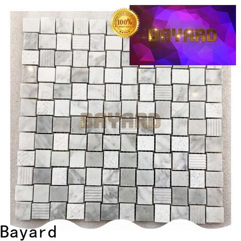 Bayard decorative mosaic wall for hotel