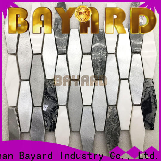 Bayard am302bs grey mosaic floor tiles in china for foundation