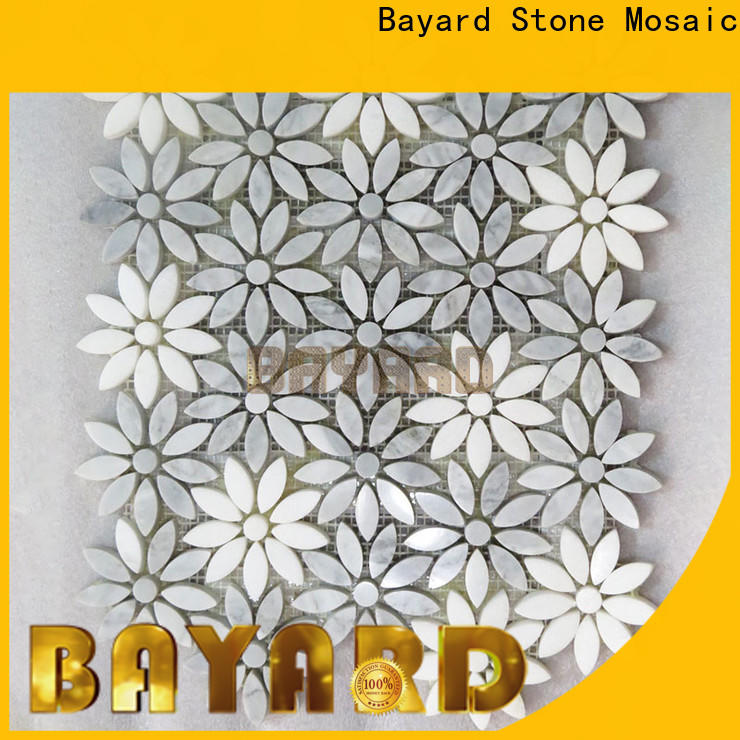high-end outdoor mosaic tiles natural dropshipping for foundation
