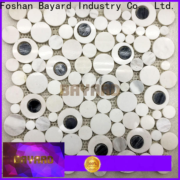elegant mosaic stones pebble for wholesale for foundation