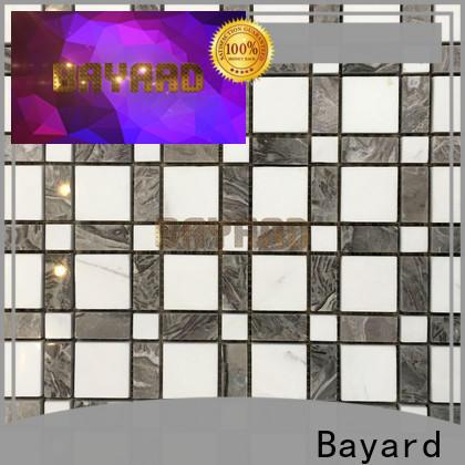 Bayard tiles rectangle mosaic tiles overseas market for wall decoration
