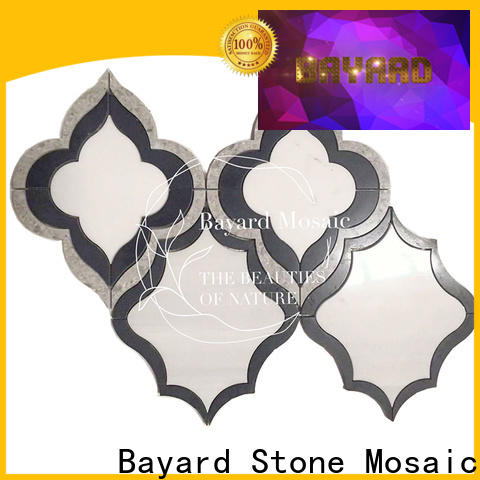 Bayard water water jet marble vendor for hotel lobby
