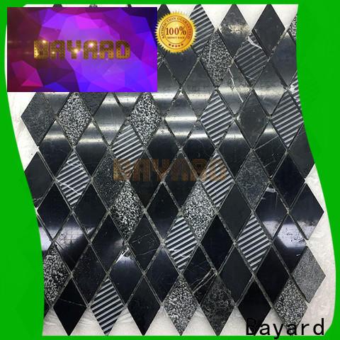 Bayard mosaic marble mosaics factory price for TV wall
