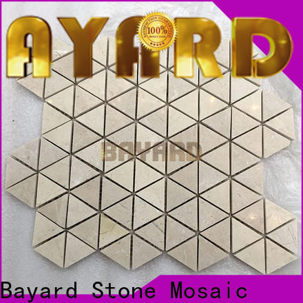 Bayard italian marble mosaics vendor for hotel