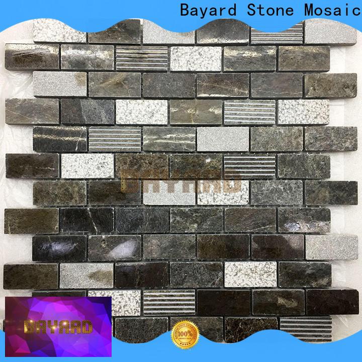 Bayard tiles mosaic floor tiles for supermarket