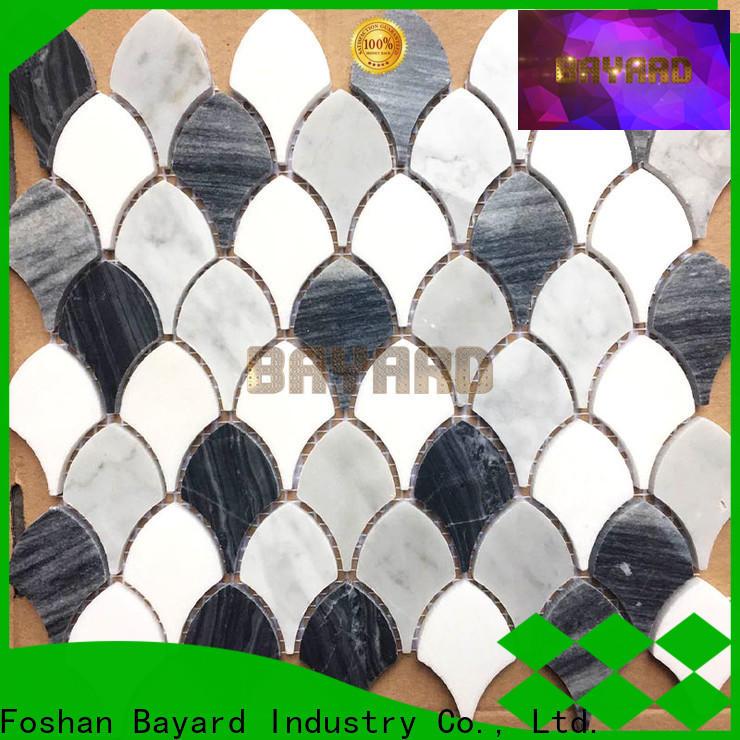 Bayard mix colorful mosaic tile factory price