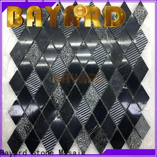 Bayard italian stone mosaic dropshipping for bathroom