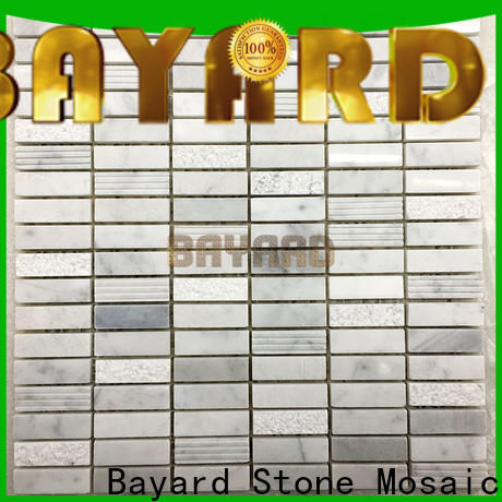 natural cheap mosaic tiles am301hy for wholesale for bathroom