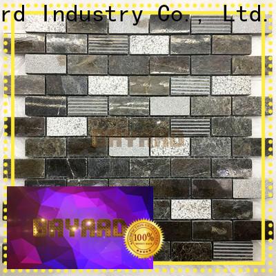 hot-sale mosaic tile sheets rectangle vendor