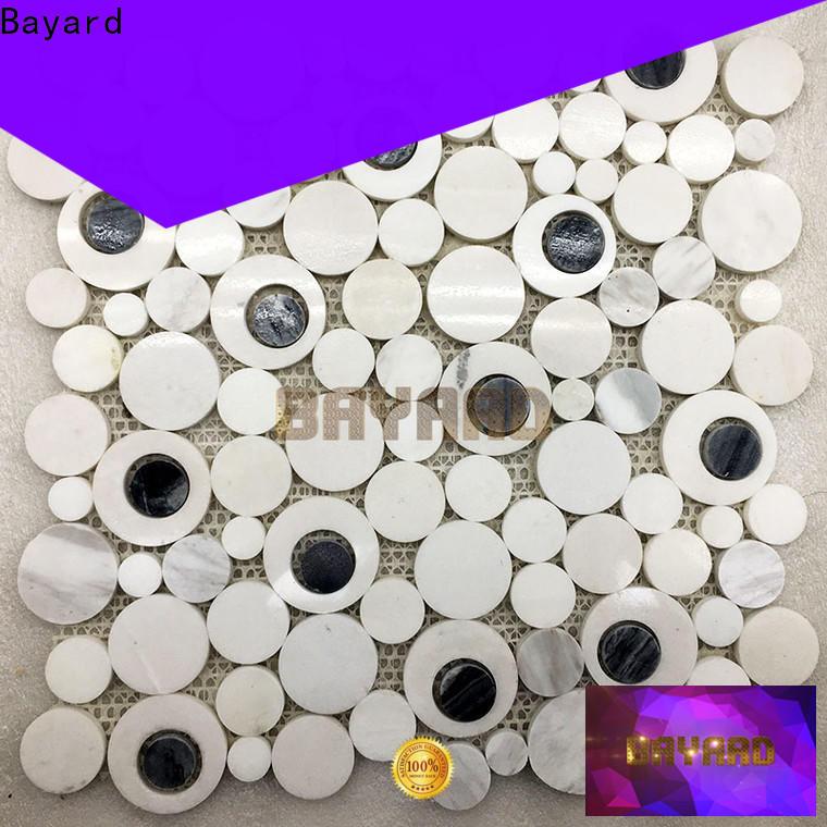 Bayard metal metal mosaic tiles vendor for bathroom