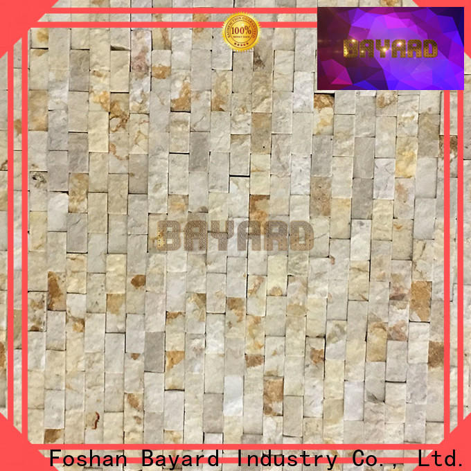 Bayard sandstone gray mosaic floor tile from china