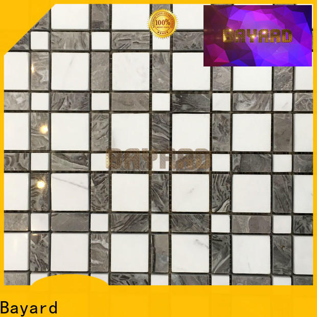 profdssional black and grey mosaic tiles depot marketing for bathroom