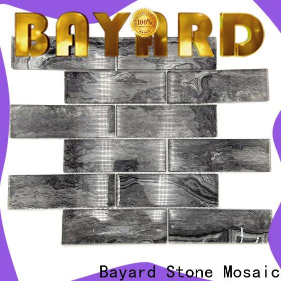 Bayard stone glass mosaic tile art order now for foundation