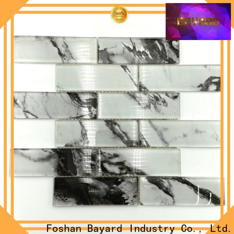 Bayard hot-sale glass mosaic tile art newly for decoration