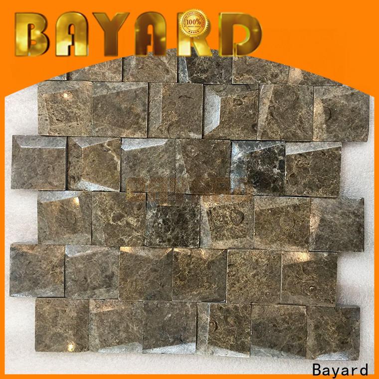 Bayard affordable mosaic tile kitchen backsplash supplier for hotel