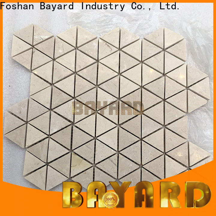 Bayard high standards mosaic tile patterns for decoration