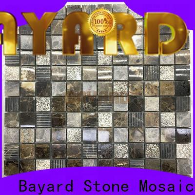 affordable mosaic tile sheets natural for decoration