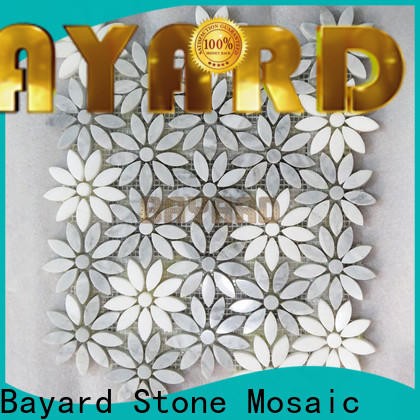 Bayard fashion design mosaic border tiles supplier