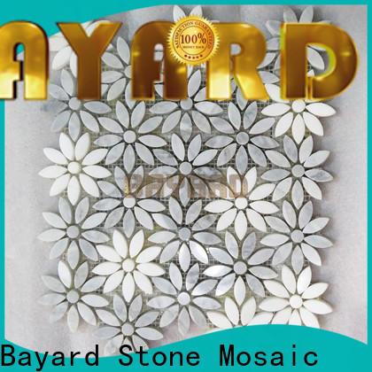 Bayard fashion design mosaic border tiles supplier