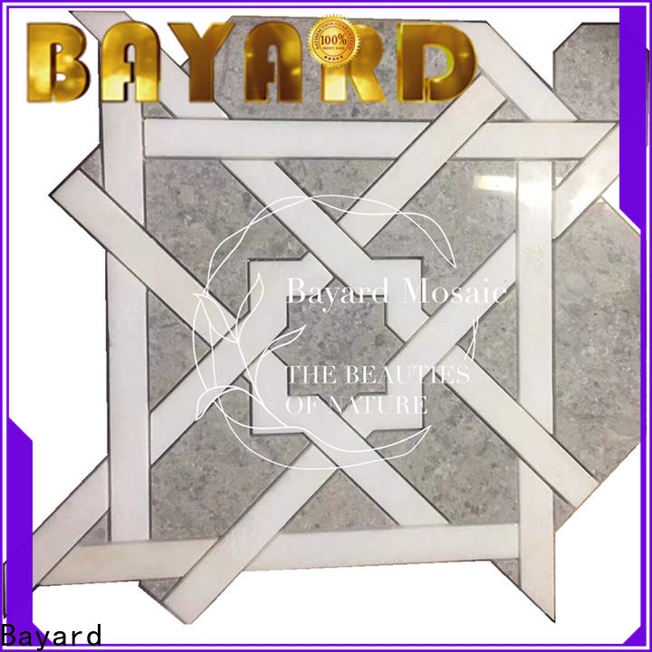 high-end water jet mosaic tiles tiles for wholesale for foundation