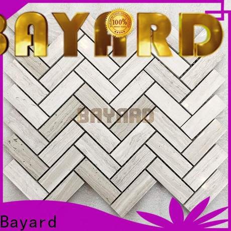high-end grey mosaic tiles mosaics factory price for decoration