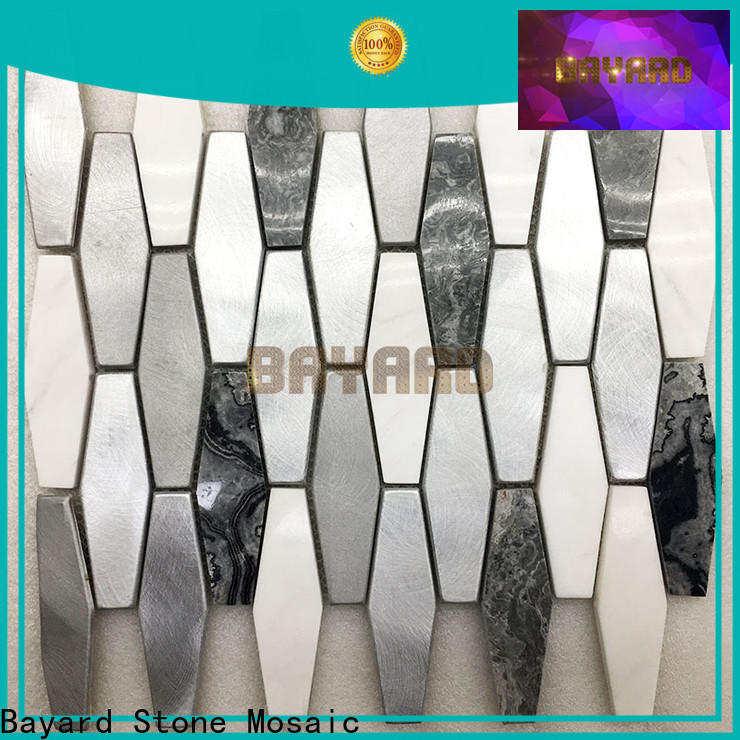 widely used metal mosaic tiles tile supplier