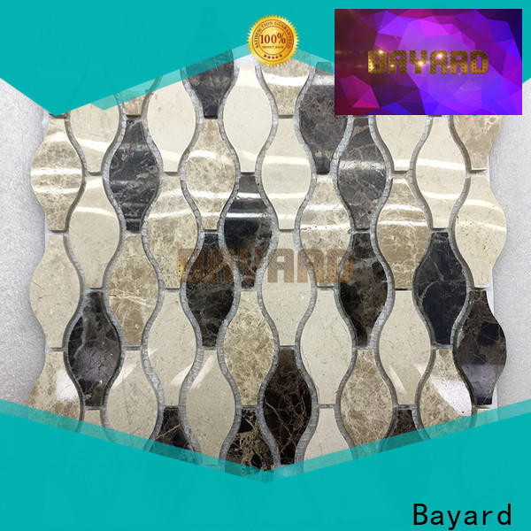 Bayard tiles glass and stone mosaic tile supplier for wall decoration