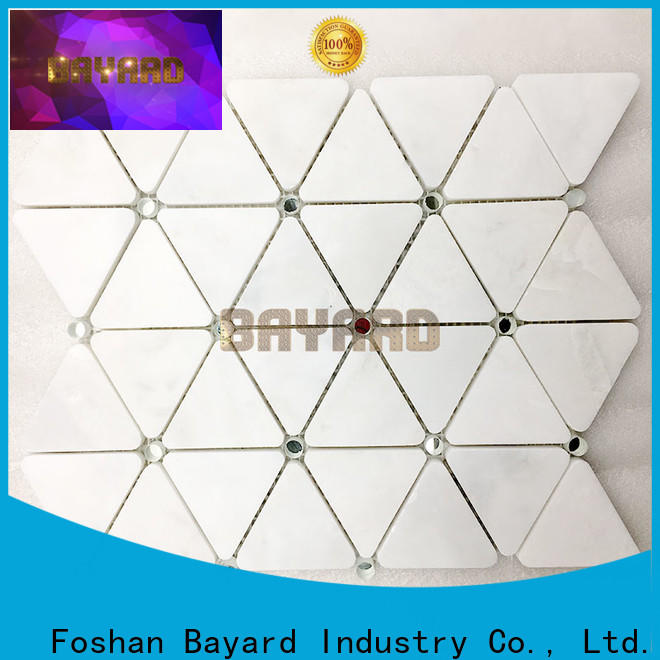 Bayard wall italian mosaic tile supplier for wall decoration