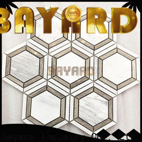 Bayard light grey mosaic tiles shop now for wall decoration