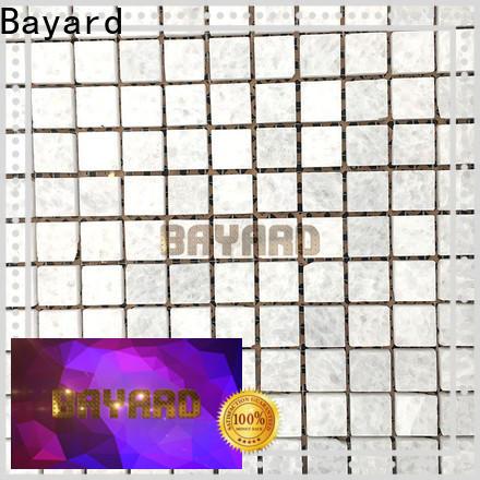 Bayard upscale italian mosaic tile supplier for wall decoration