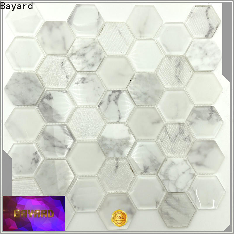 high quality glass mosaic tile art or dropshipping for decoration