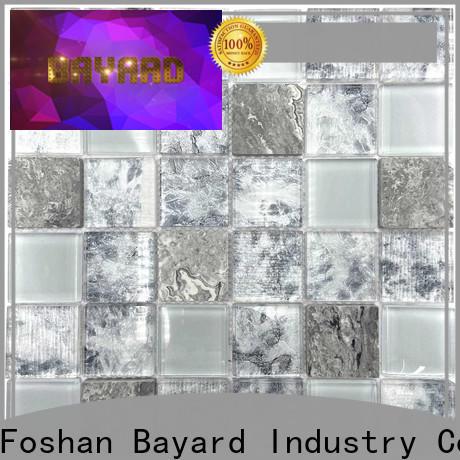 good-looking black glass mosaic tiles imitated order now for decoration