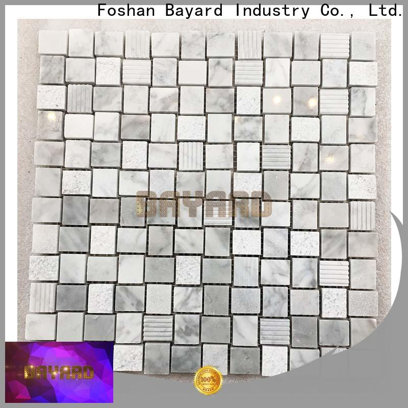 Bayard tile marble mosaic tile in china for decoration