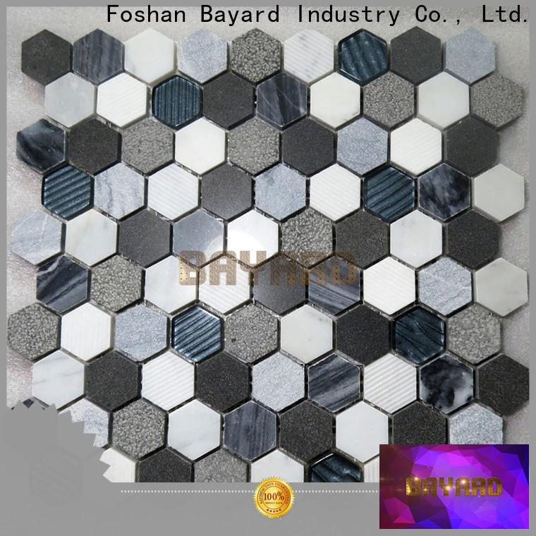 Bayard stone mosaic bathroom tiles grab now