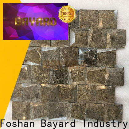 hot-sale cheap mosaic tiles crema order now for supermarket