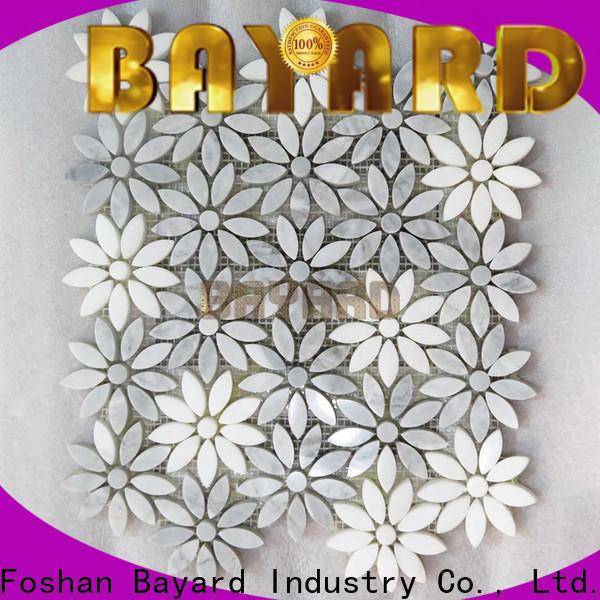 Bayard stones mosaic tile splashback for wholesale