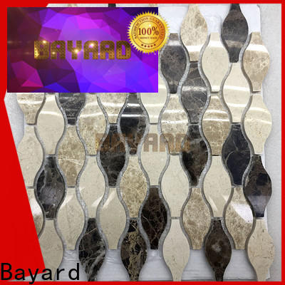 Bayard blue brick mosaic tile newly for wall decoration
