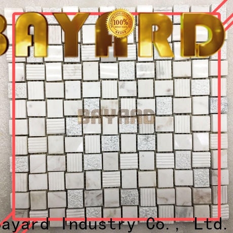 Bayard rectangle light grey mosaic tiles shop now for foundation
